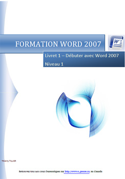 Formation microsoft office word 2007 t l charger - Telechargement de office word 2007 gratuit ...